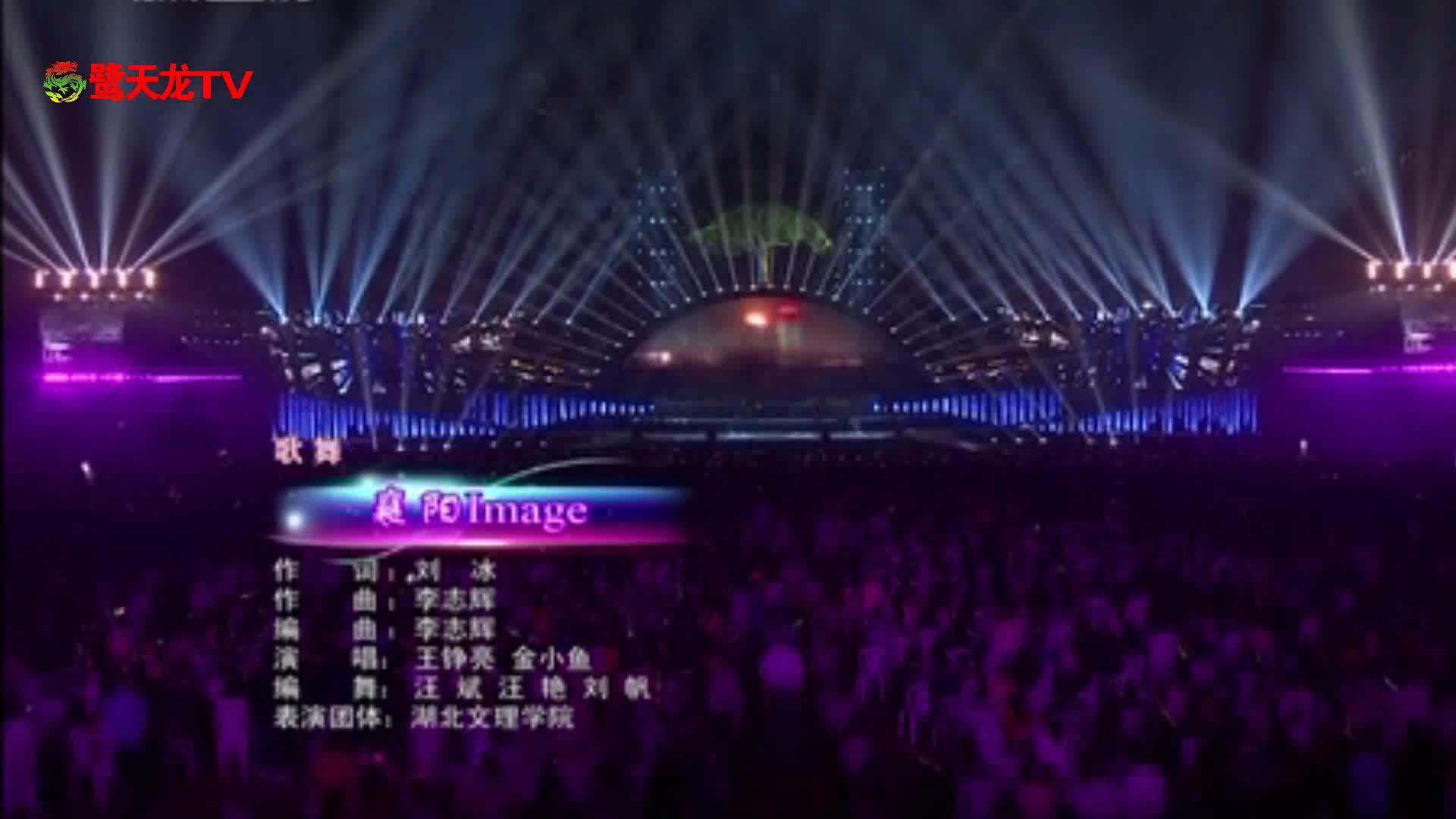 襄阳诸葛亮文化旅游节-歌舞《襄阳Image》王铮亮金小鱼