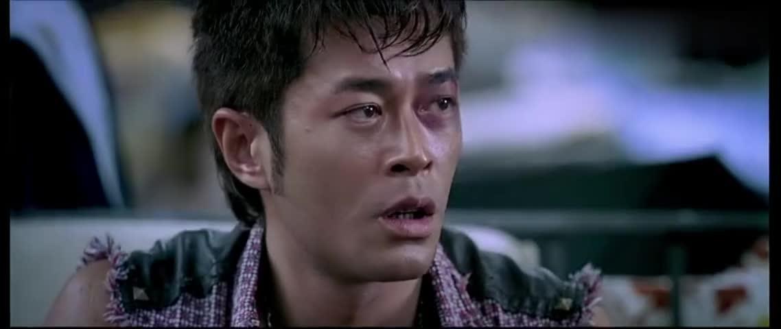 #经典看电影#华仔的话是正确的,吸毒的就没有一句真话,真是该死