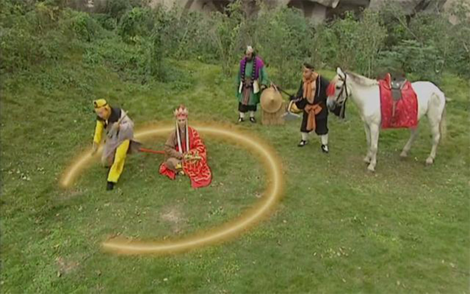 《西游谜中谜》第264话 如来终极命门?玉帝亮剑八戒下套