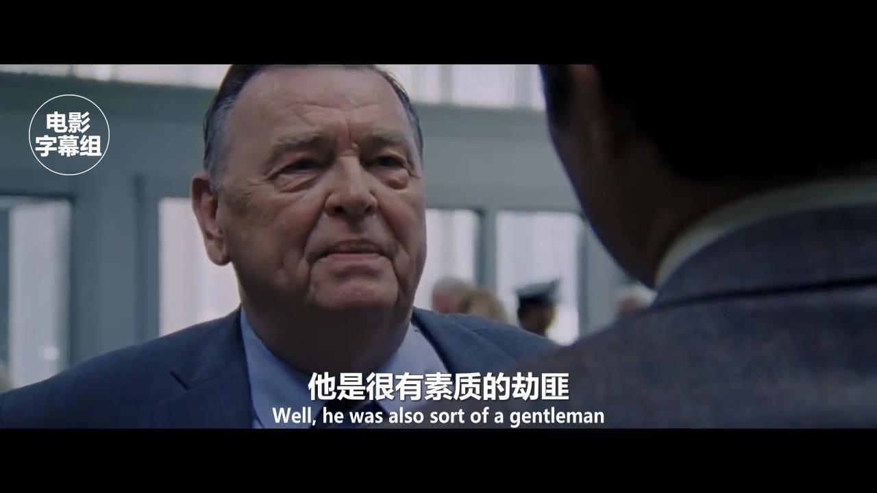 [中英双字]70岁的老人打劫银行《老人和枪》预告片