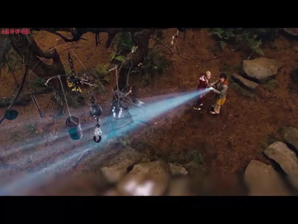 #影视#标题:仙境之桥-1未完关注继续