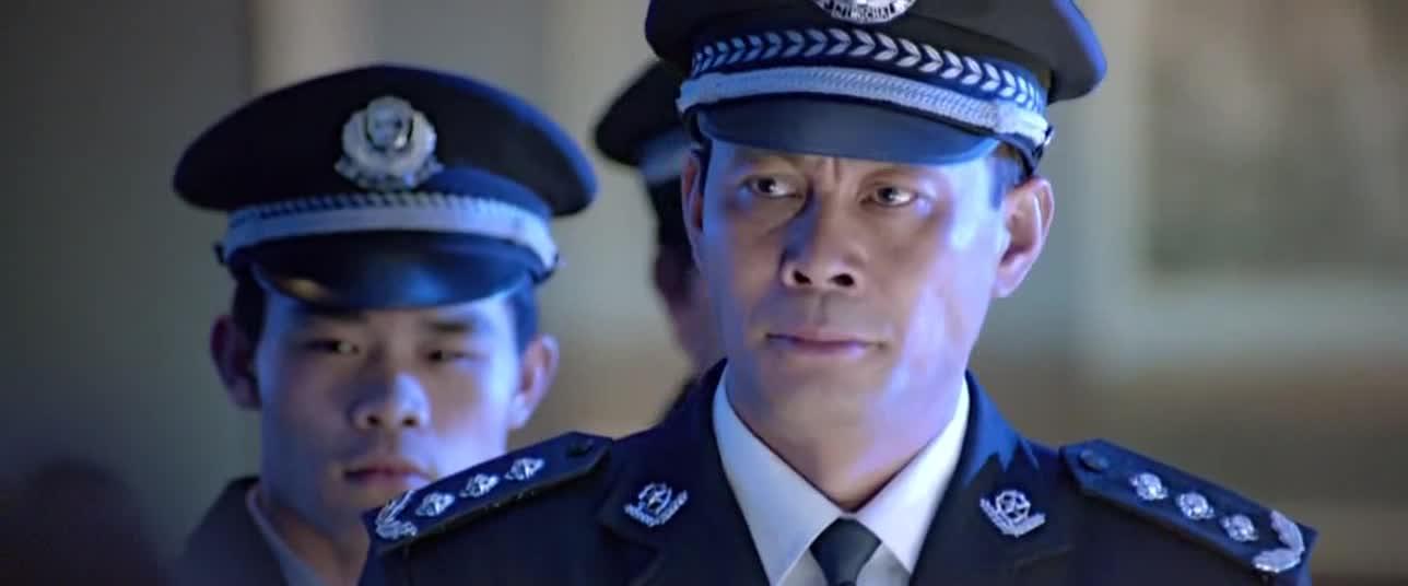 美女警察安排高科技手段保护富春山居图