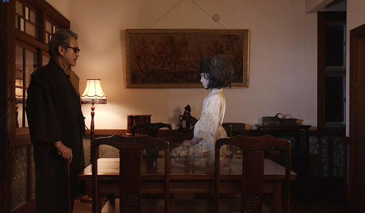 #经典看电影#小涛讲电影:几分钟看完日本恐怖电影《窥视之眸》
