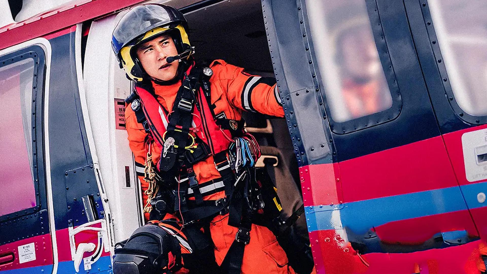 #这个视频666#林超贤硬核回归,爱国三部曲《紧急救援》,首次聚焦海上救援电影