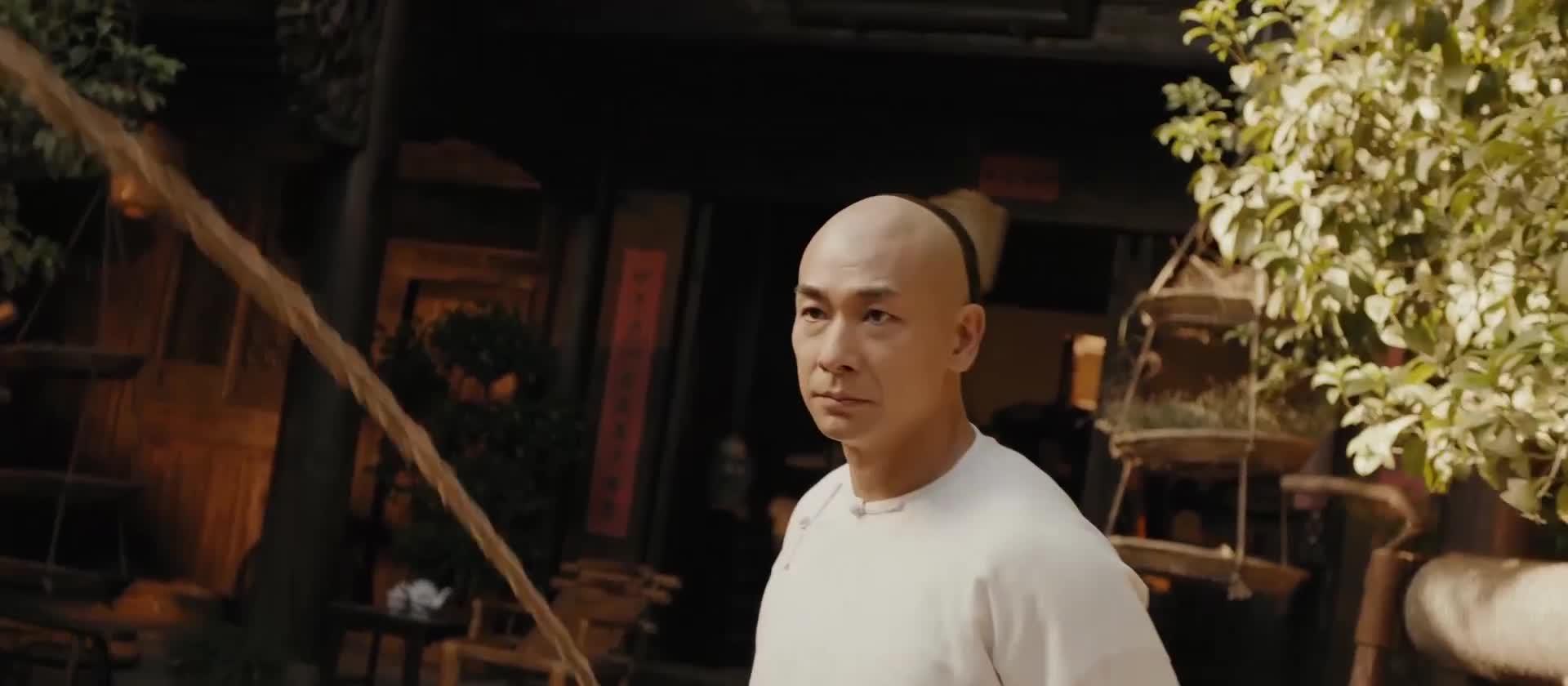 在这样一个社会动荡的时期,北拳宗师吴镇南,初入佛山北拳南传