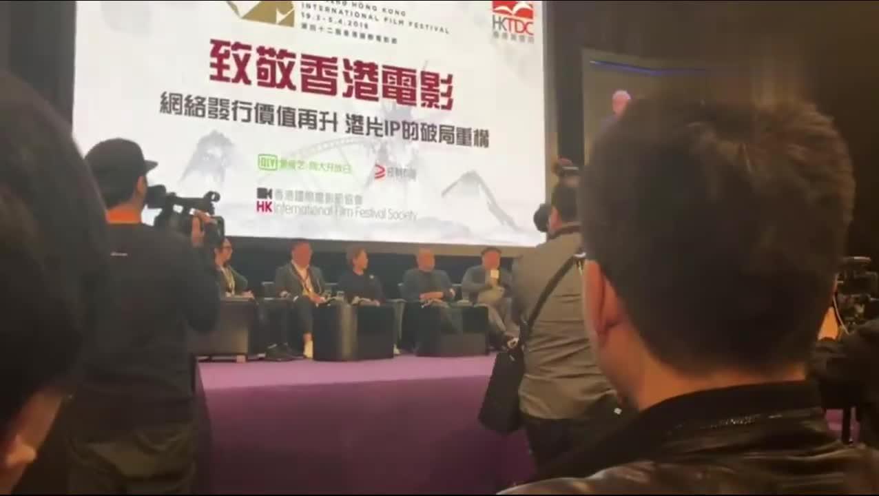 #王晶#王晶怒斥网络大电影盗版无耻:网络发行不是让盗窃再生