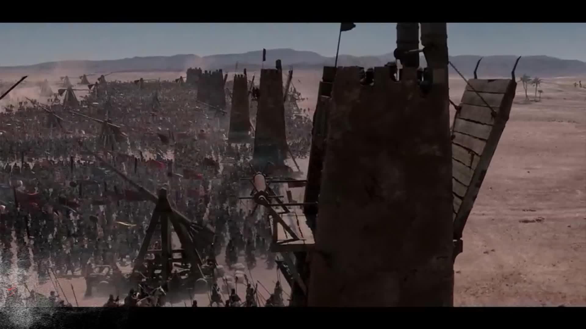 票房惨淡 口碑爆好的战争大片,带你穿越场面宏大的冷兵器时代