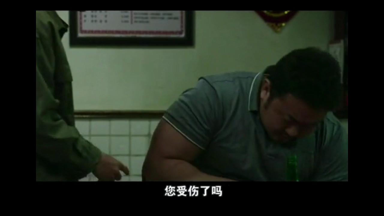 """#一个电影迷的修养#马东锡在韩国也称""""厕所英雄""""终于找到出处了,有点长耐心看完电影"""