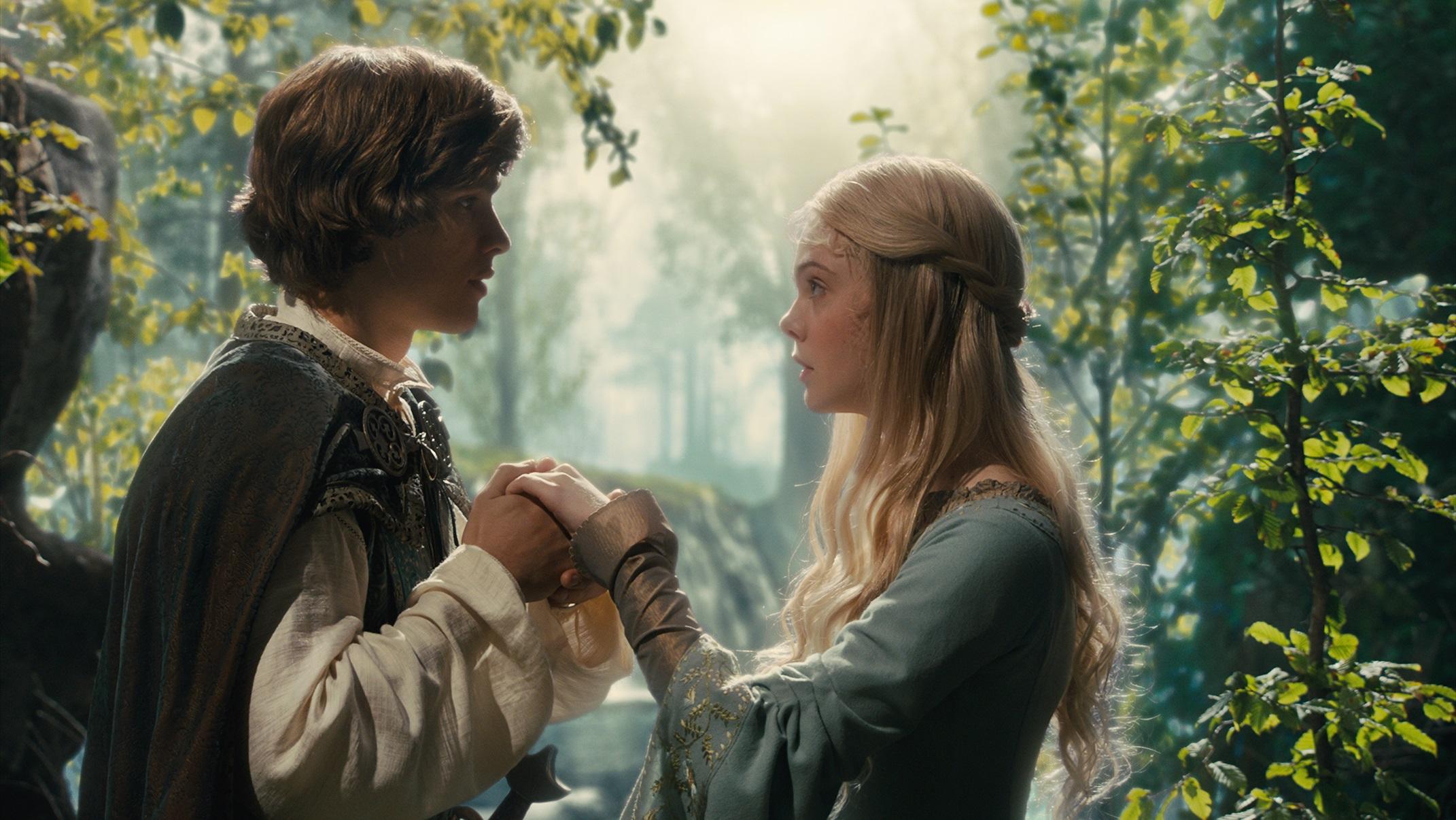 #经典看电影#一部童话改编电影,带你走近美丽梦幻的精灵世界!