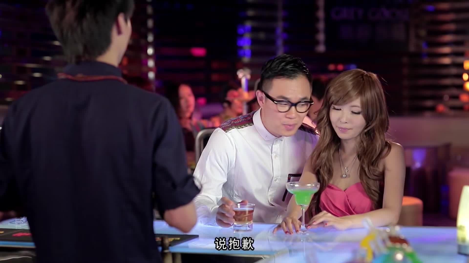 大鹏在酒吧搭讪美女,最后竟然是这样的,太尴尬了