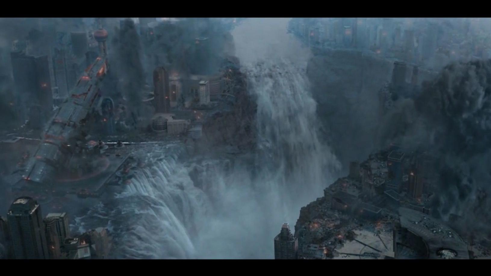 《上海堡垒》大炮开炮那一刻,感觉经费在燃烧