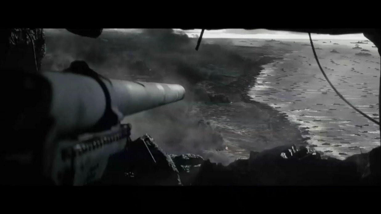 没费一枪一弹登陆的美军,却被日军隐藏的机枪大炮成排成艇的屠杀