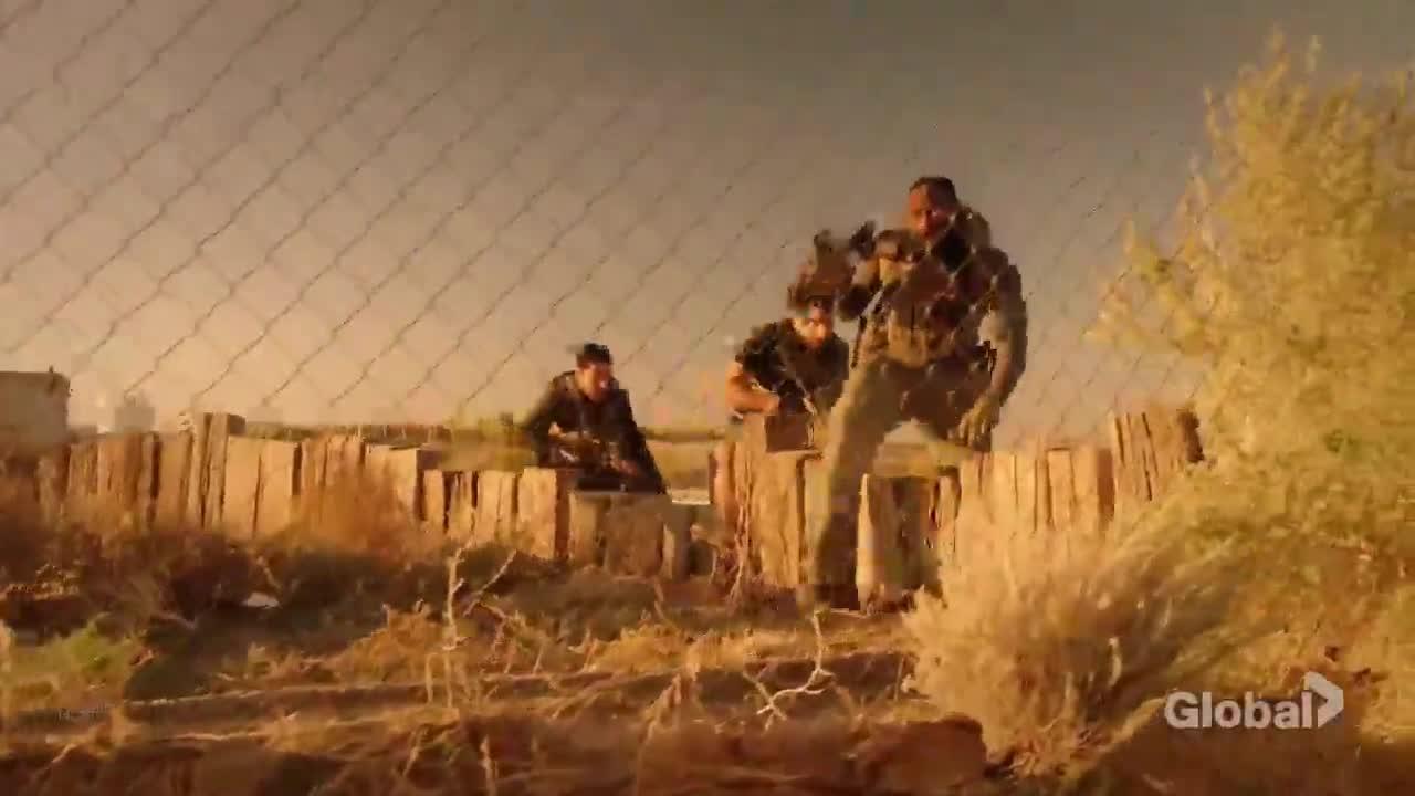 最新军事大作,美国特种兵单枪匹马干掉一群劫机犯