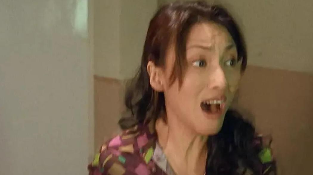 #这个视频666#胆小者的恐怖电影:几分钟看香港恐怖电影《阴阳路5:一见发财》