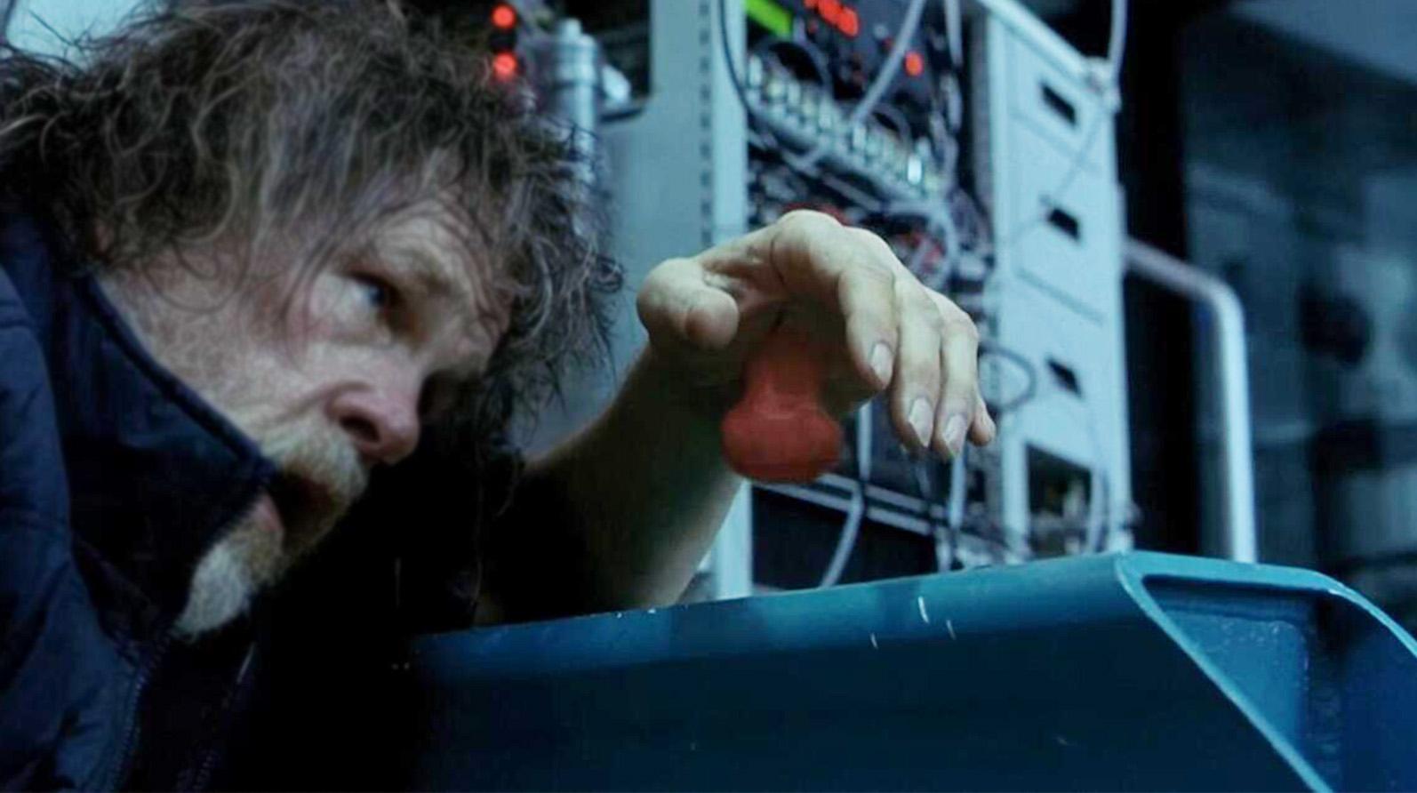 """#经典看电影#疯狂男子用身体做实验,把""""神秘力量""""遗传给孩子,太狂暴了"""