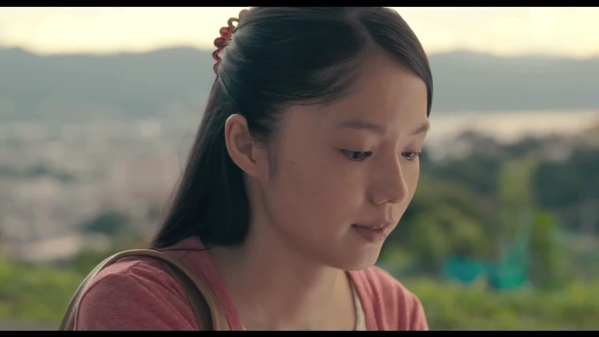 一家人郊游,纪子问妈妈你的人生如意吗,母亲呆住