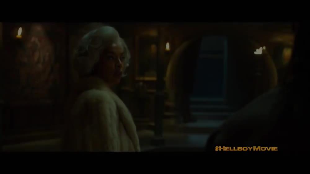 #电影迷的修养#《地狱男爵:血皇后崛起》 启示录