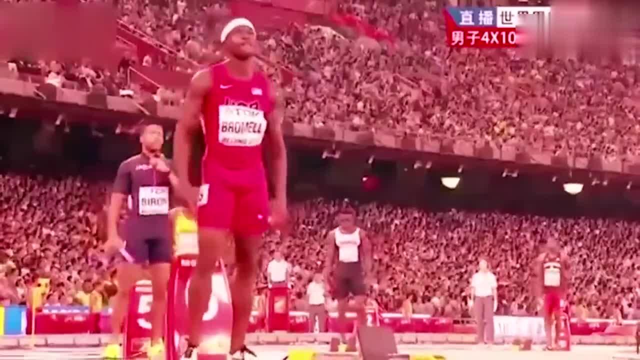 #博尔特#北京奥运会后,这是我看过的最激动的一次田径比赛,没有之一