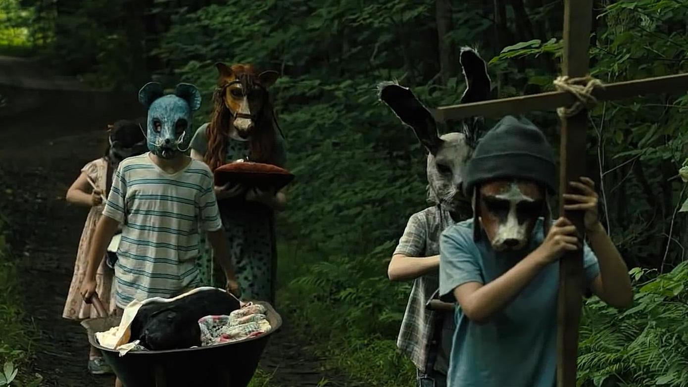 #惊悚看电影#《宠物坟场》终极预告片,一场悲剧之后,引发一连串的连锁反应