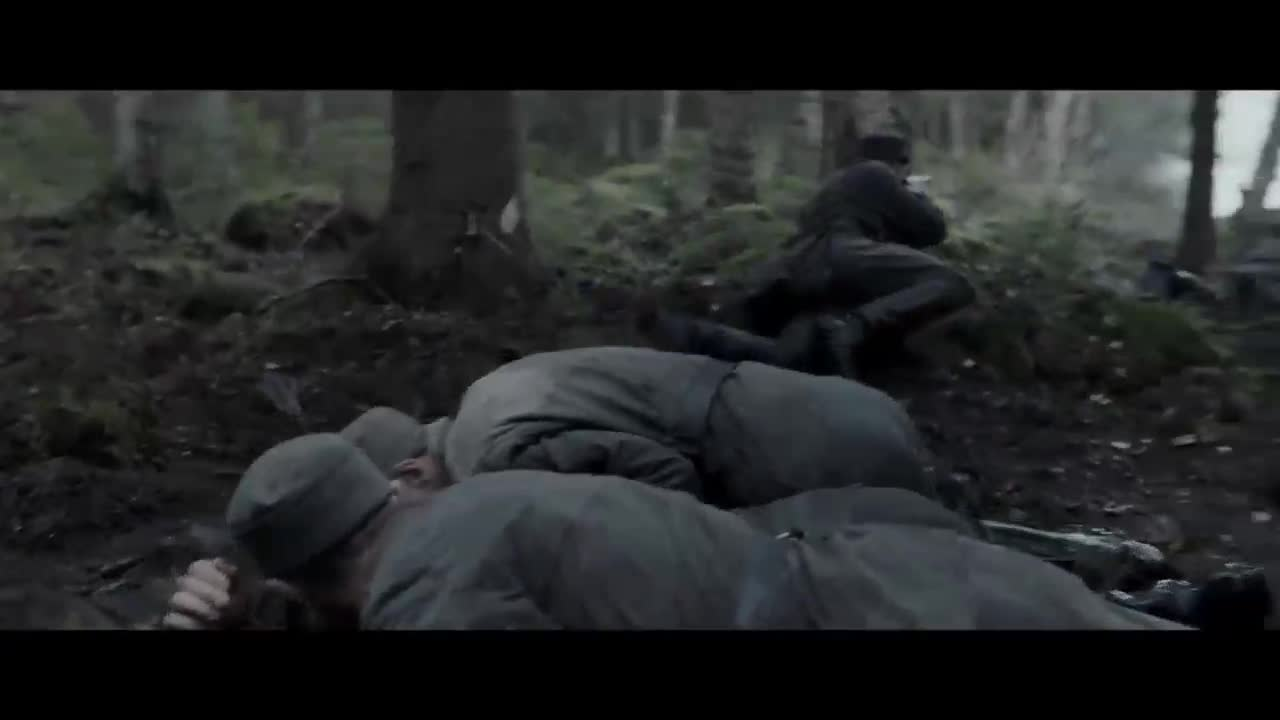 #经典看电影#最新战争大片,手榴弹开路冲锋枪狂扫,芬军用这种战术夺回阵地