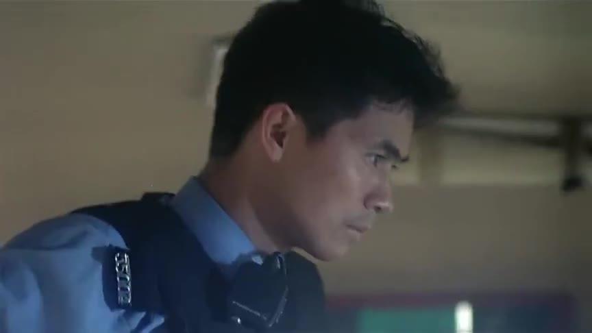 《暗战》唯美的画面,配上伤感的音乐,警察都看呆了(1)