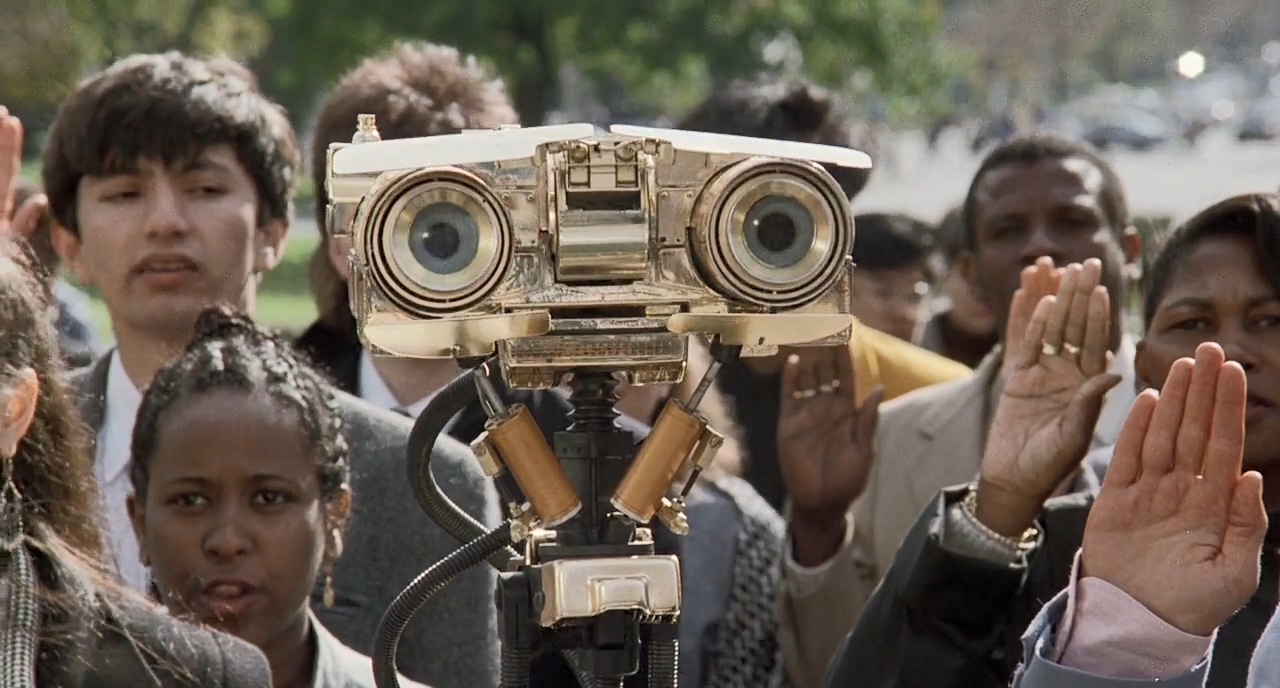 #经典看电影#天!给机器人颁发美国国籍?只因机器干了这件事……