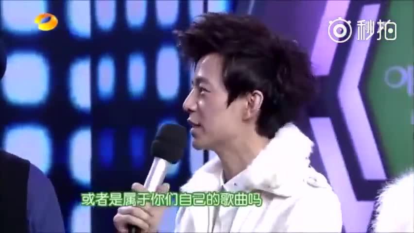 黄渤 王宝强 徐峥快乐大本营这一段B-box表演