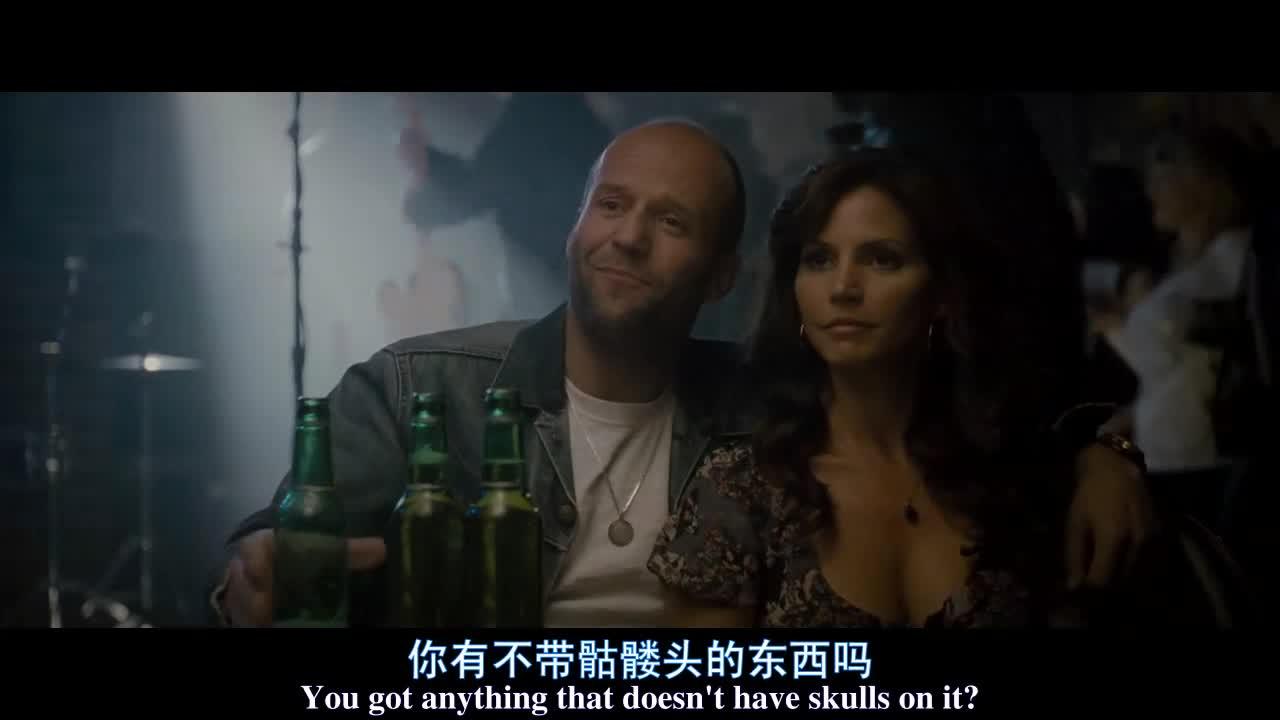 #电影最前线#队友喜欢酒吧舞女,史泰龙的一番话,彻底把他惹恼了!
