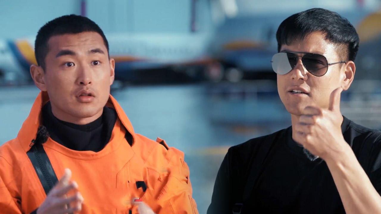 #追剧不能停#《紧急救援》彭于晏、王彦霖:有一种力量叫做《生来倔强》