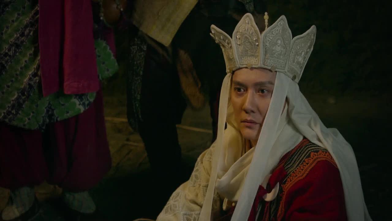 女王夜审犯人,男女吵架,直到动手