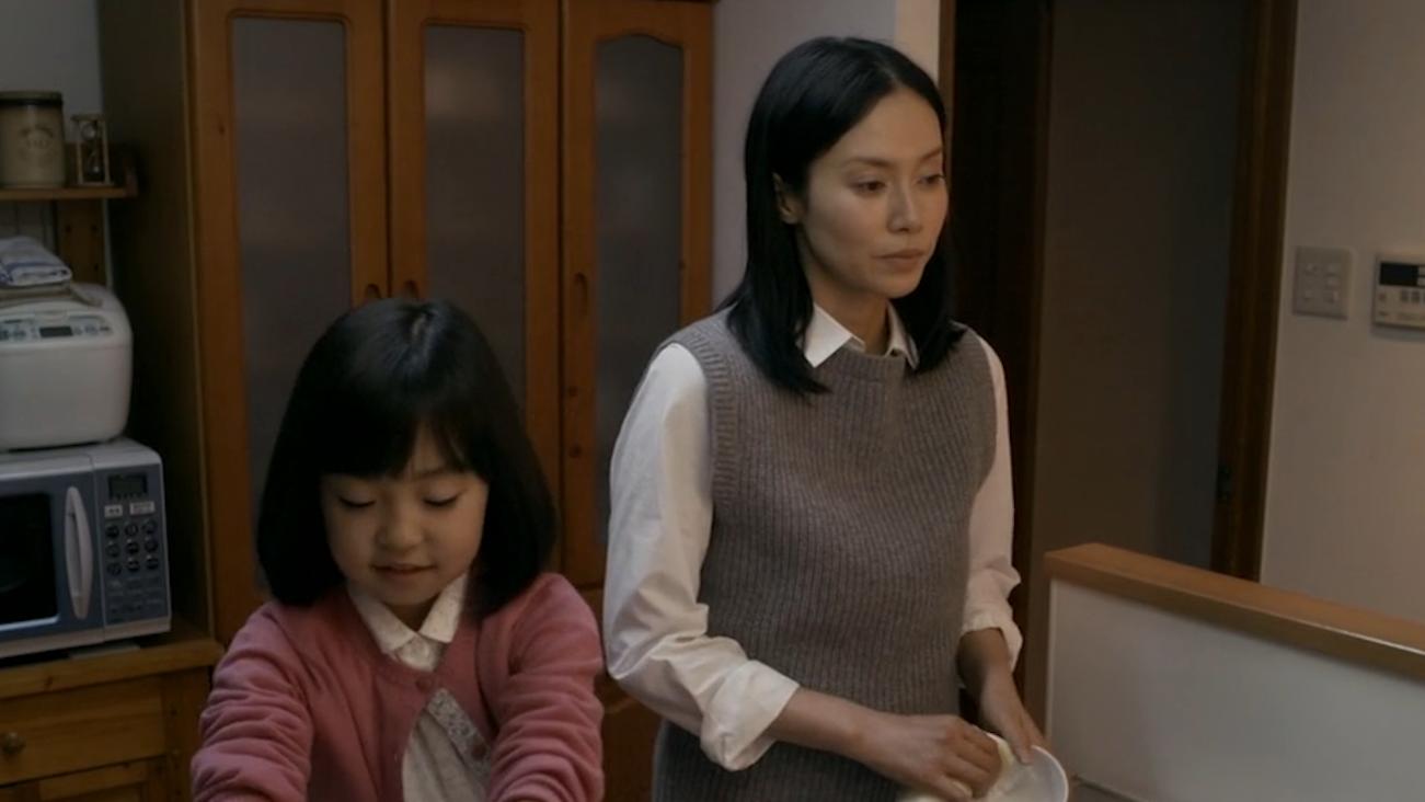 老公突然出现,说女儿已去世5年了,可妻子刚才还和女儿一起洗碗
