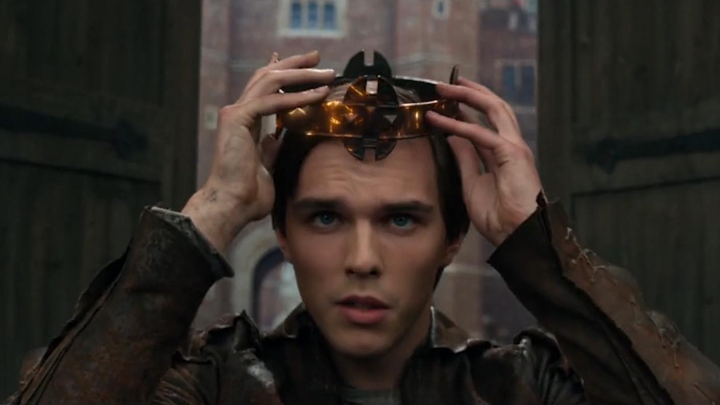 #巨人捕手杰克#小伙获得一个魔法王冠,能控制一群巨大食人怪,成功拯救人类世界
