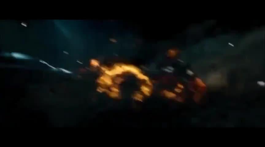 尼古拉斯凯奇电影《灵魂战车2:复仇时刻》高燃混剪