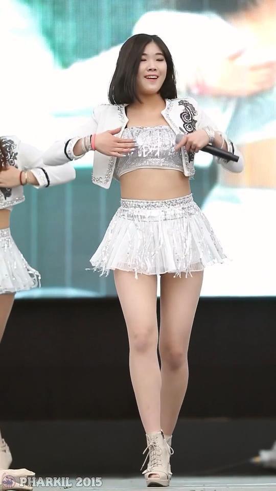 #给我一个舞台我就能出道#韩国组合