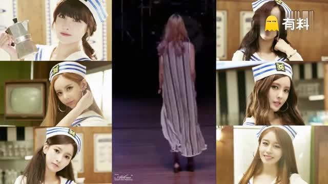 160806 高阳善良演唱会 韩国女子组合 Stellar 全侑莉 - Cry