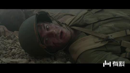 #电影迷的修养#1分半展现最惨烈场景!高分战争电影《血战钢锯岭》精彩片段
