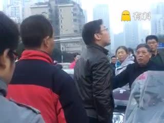 相声演员大兵撞车