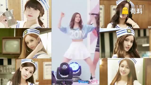160806 韩国科学创意祝祭 韩国女子组合 Red Velvet(红色天鹅绒) 裴珠泫 - Ice Cream Cake