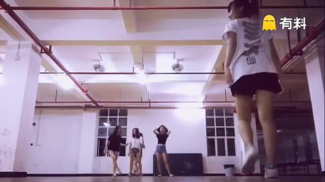#5分钟美拍##舞蹈#