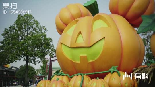 我去了迪士尼万圣趴,都来看看!