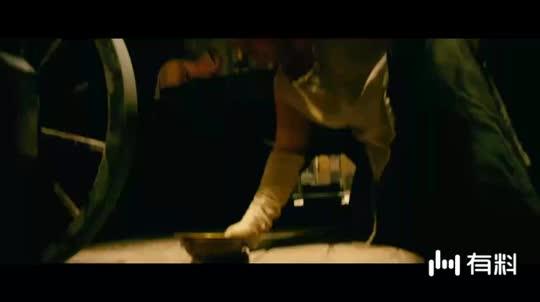 #电影片段#《罗宾汉》前传感觉像《绿箭侠》,满满的人类