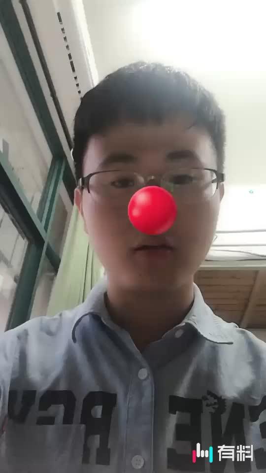 #戴上鼻子,回归童心#杭师