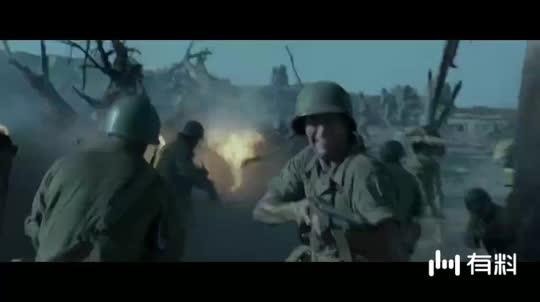 #电影片段#可怕的战争