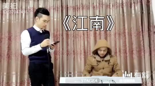 林俊杰《江南》钢琴弹唱