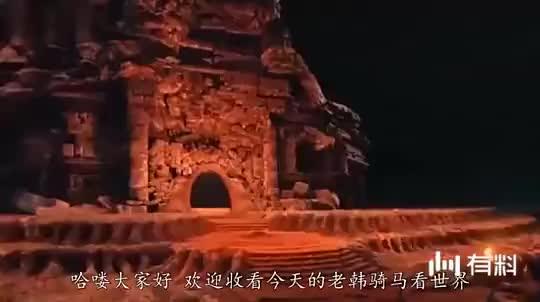 """青海发现""""九层妖塔"""",专家:只挖了一二层,剩余的不敢挖了"""