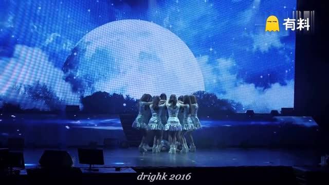 160628 韩国女子组合 Gugudan 出道 Showcase - Wonderland(左侧视)