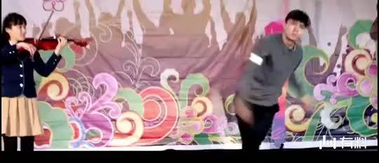 #电影片段#跳舞的瀚哥超帅的