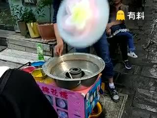 花式棉花糖