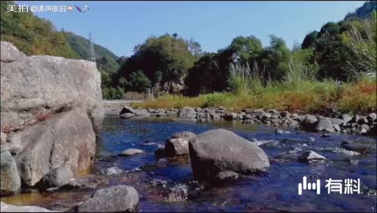 这个水绝对是纯天然无公害了