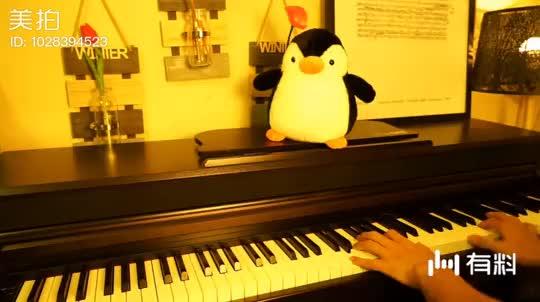 延禧攻略《雪落下的声音》钢琴谱已打出